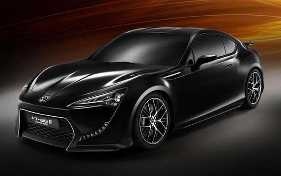 Toyota FT-86 2012: Less than a year to wait