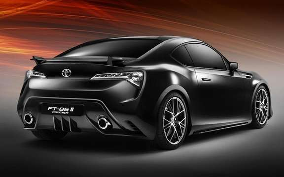 Toyota FT-86 2012: Less than a year to wait picture #2