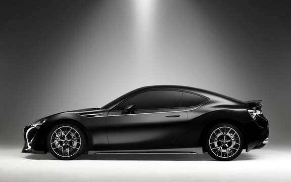 Toyota FT-86 2012: Less than a year to wait picture #3