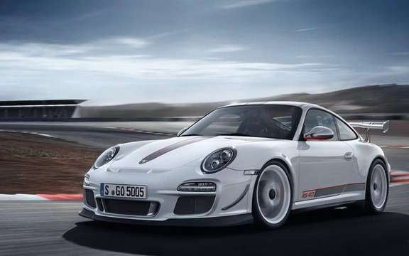 Porsche 911 GT3 RS 4.0: The ultimate version