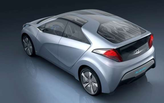Hyundai will eventually produce a rival to the Prius picture #2