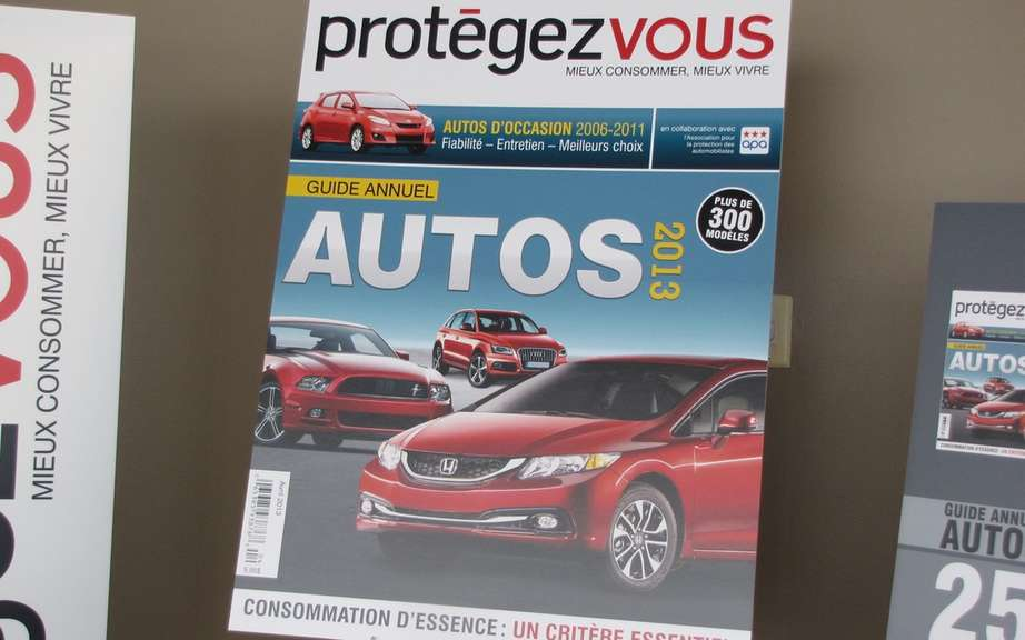 -Protect You - Top 50 sales of motor vehicles in Quebec