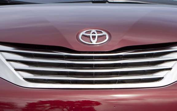 Toyota Canada has sold more than 4 million vehicles across the country