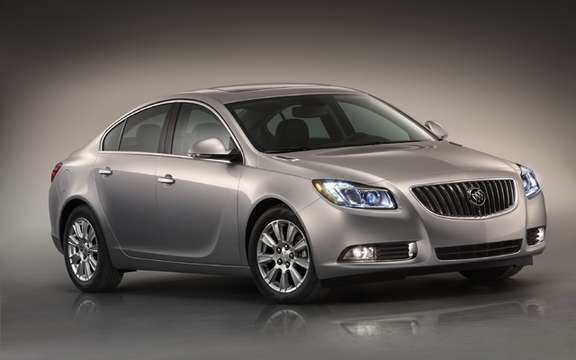 Buick Regal eAssist 2012: Oshawa Assembly has picture #2