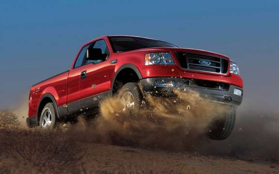 Ford recalls 144,000 F-150 trucks in America