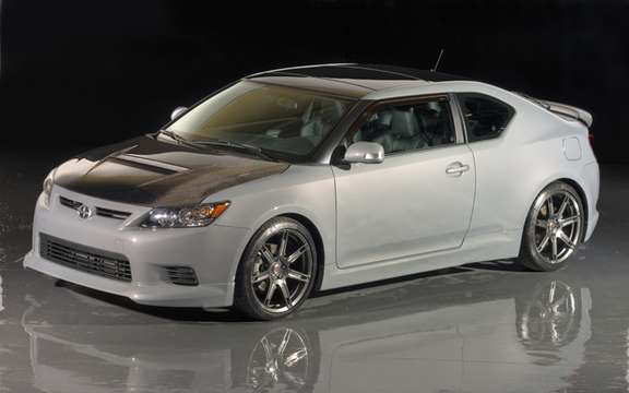 Scion launches the