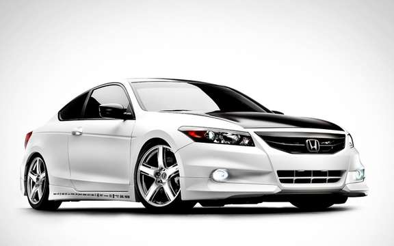 Honda Accord and CR-Z REMIX Edition