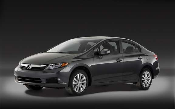 Honda Civic 2012: Two more months to wait picture #4