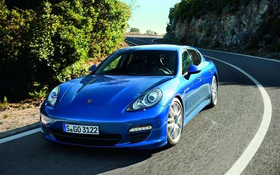 Porsche Panamera S Hybrid: Performance and Energy Efficiency picture #3