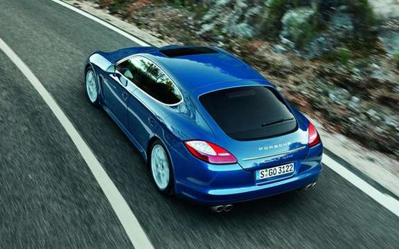 Porsche Panamera S Hybrid: Performance and Energy Efficiency picture #4