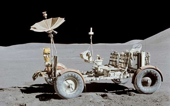 Bombardier Recreational Products (BRP): We want to walk on the moon again