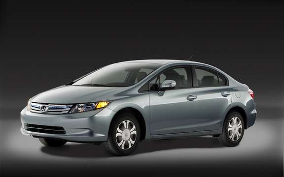 Honda Civic 2012: Two more months to wait picture #8