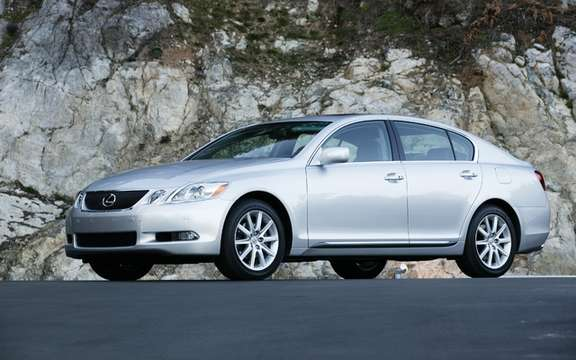 Toyota Canada recalling about 11,700 Lexus vehicles
