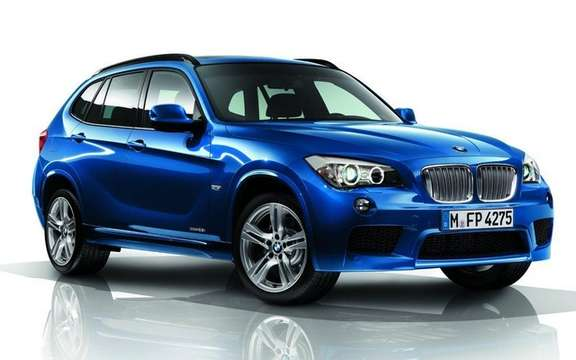 BMW X1 M: Especially aesthetics