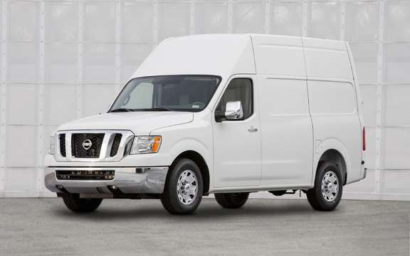 Nissan NV 2012: Start of production picture #2
