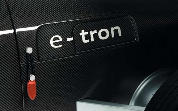 Auto Union Type C e-Tron: A toy like no other picture #3