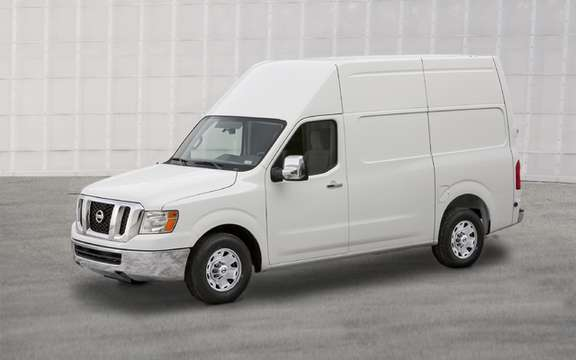Nissan NV 2012: Start of production picture #3