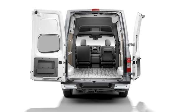Nissan NV 2012: Start of production picture #4