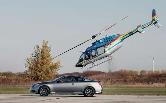 "Infiniti Canada and ""Inspired Performance"" by Scott Goodyear picture #1"