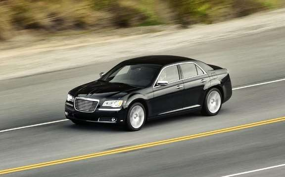 Chrysler 300 Hybrid: It is confirmed!
