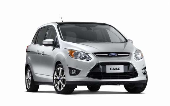 Ford C-Max, MPV Ford disembarked in America!