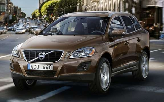 Volvo XC30: In development accelerates