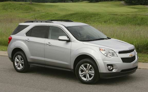 Chevrolet Equinox, GMC Terrain and Cadillac SRX new RECALLED