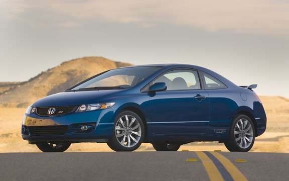 Honda Civic: Always the best selling car in Canada picture #3