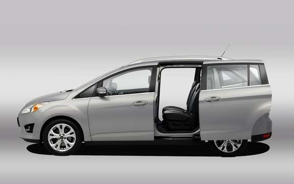 Ford C-Max, MPV Ford disembarked in America! picture #4