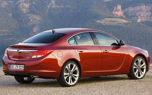 Opel Insignia: encouraging sign for the Buick Regal picture #3