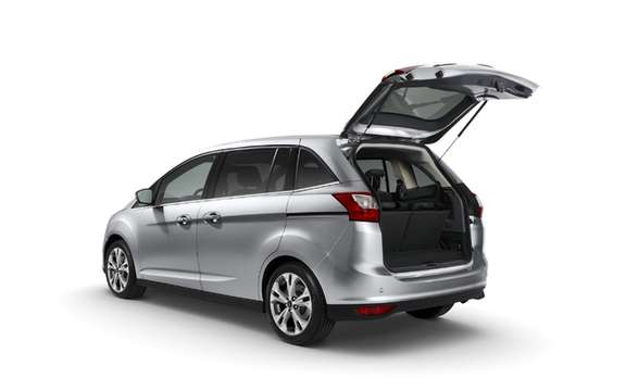 Ford C-Max, MPV Ford disembarked in America! picture #6