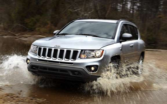 Jeep Compass 2011: starting a fixed price $ 18,995 picture #1