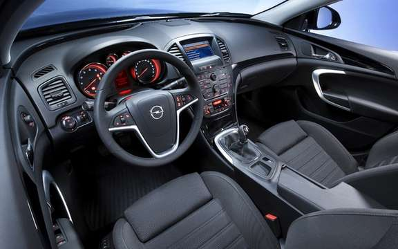Opel Insignia: encouraging sign for the Buick Regal picture #4