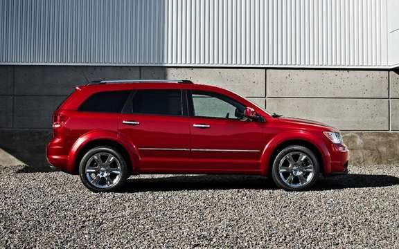 Dodge Journey: Fiat Freemont will be renamed
