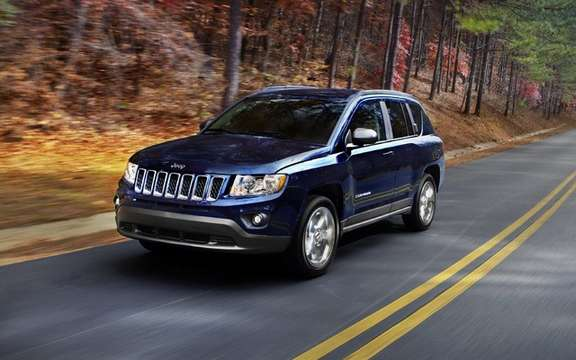 Jeep Compass 2011: starting a fixed price $ 18,995 picture #3