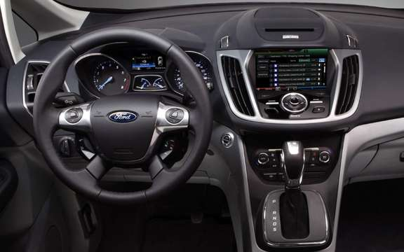 Ford C-Max 2012: In Europe it is called Grand C-Max picture #6