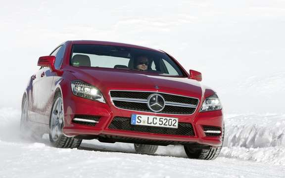 Mercedes-Benz Canada: Progamme 2011 sessions winter driving