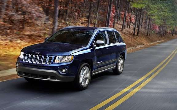 Jeep Compass 2011: It is now turn