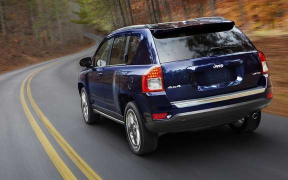 Jeep Compass 2011: It is now turn picture #2