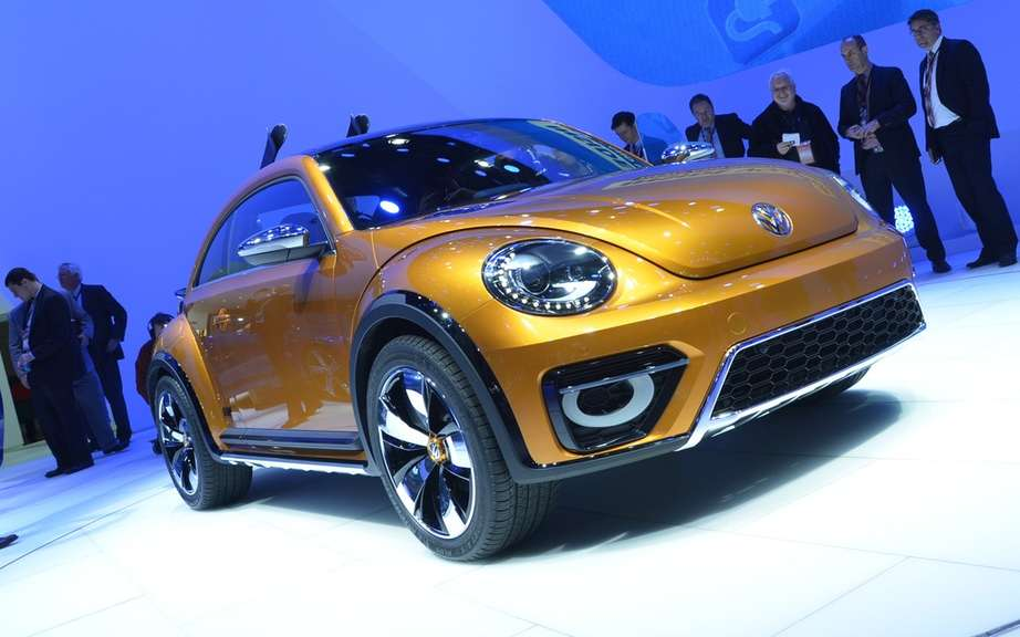 Volkswagen Beetle Dune Concept: soon in production?
