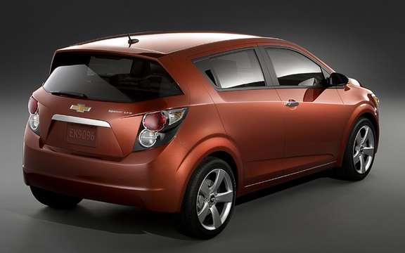 Chevrolet Sonic: It's confirmed!