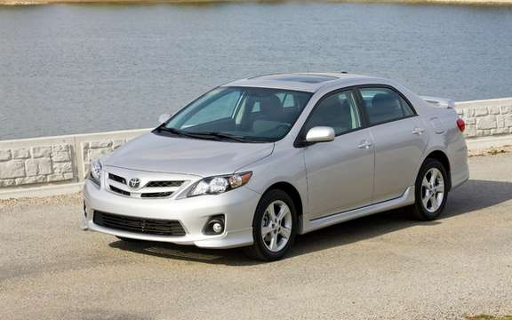 Toyota Corolla 2011: A Canadian manufacturing picture #1