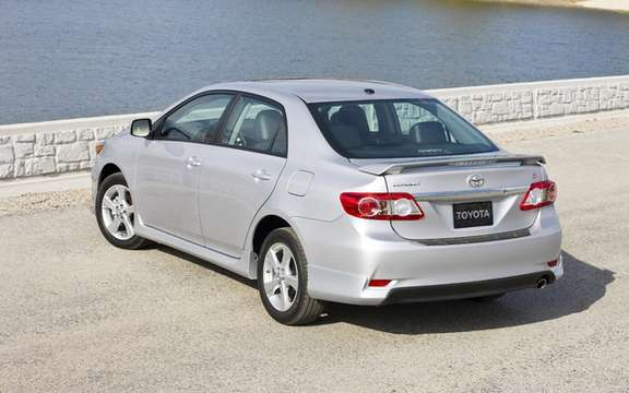 Toyota Corolla 2011: A Canadian manufacturing picture #2