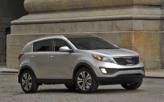 Kia Sportage and Forte5 2011: The best in their respective category