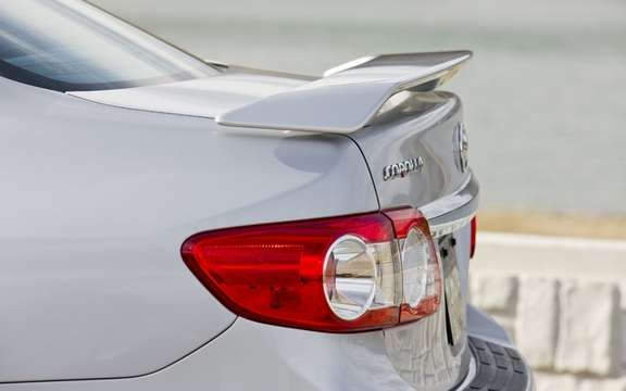 Toyota Corolla 2011: A Canadian manufacturing picture #3