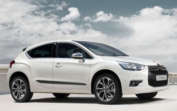Citroen DS4: Voted Most Beautiful Car of the Year!