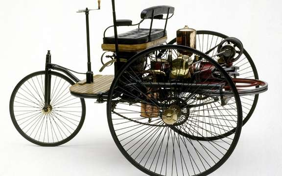 Mercedes-Benz and 125 years to innovate constantly