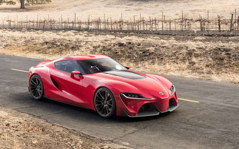 Toyota FT-1 Concept: BMW wait! picture #1