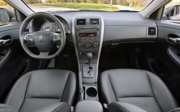 Toyota Corolla 2011: A Canadian manufacturing picture #6