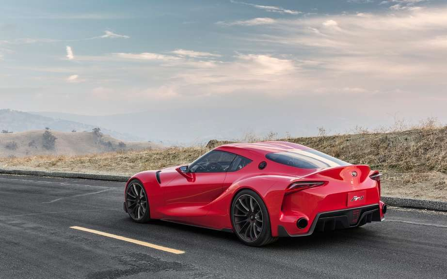 Toyota FT-1 Concept: BMW wait! picture #2
